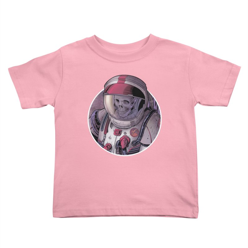 Stranded Kids Toddler T-Shirt by The Art of Warlick