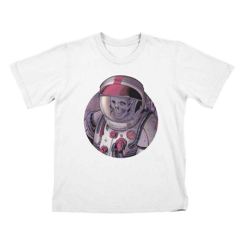 Stranded Kids T-Shirt by The Art of Warlick