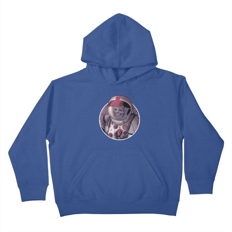 Stranded Kids Pullover Hoody by The Art of Warlick