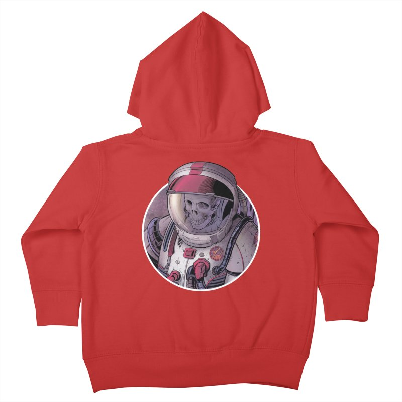 Stranded Kids Toddler Zip-Up Hoody by The Art of Warlick