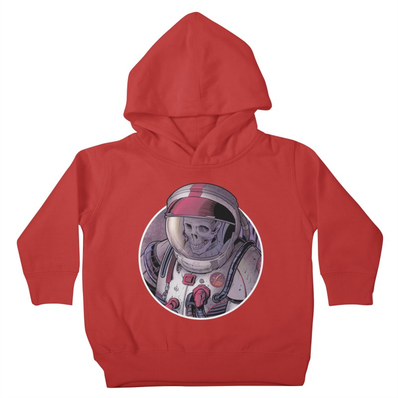 Stranded Kids Toddler Pullover Hoody by The Art of Warlick
