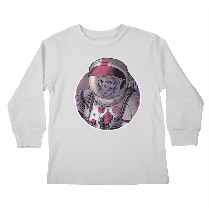 Stranded Kids Longsleeve T-Shirt by The Art of Warlick