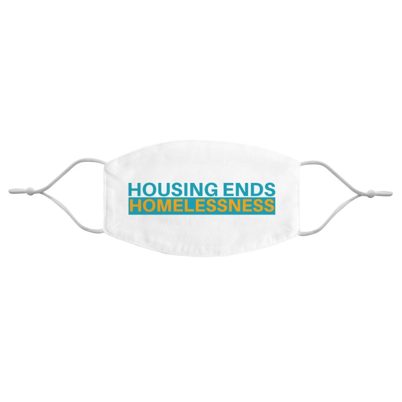 HOUSING ENDS IT Accessories Face Mask by warmwaynesboro's Artist Shop