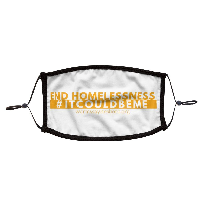IT COULD BE ME Accessories Face Mask by warmwaynesboro's Artist Shop