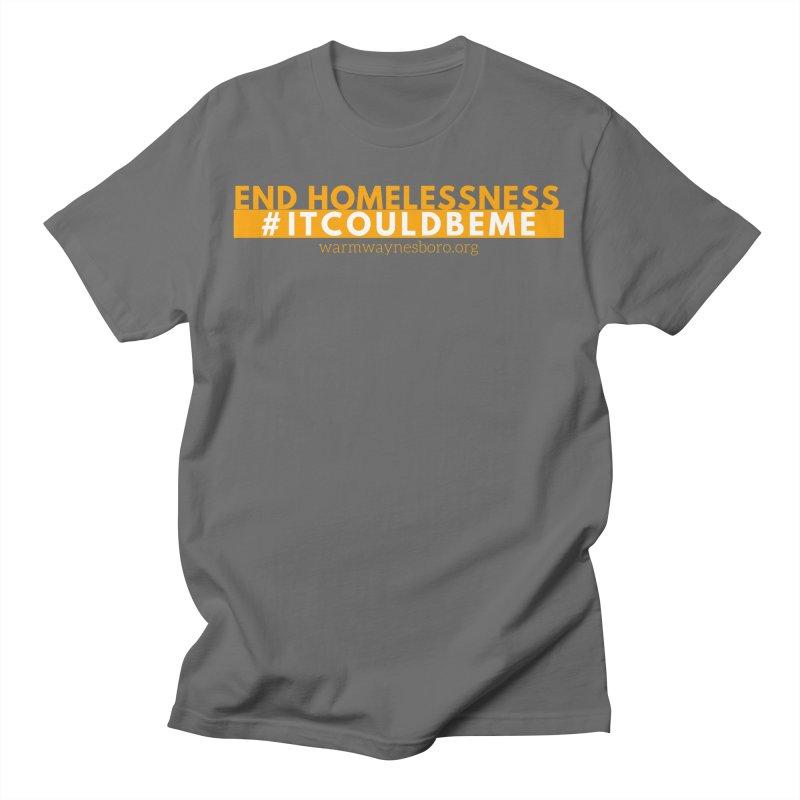 IT COULD BE ME Men's T-Shirt by warmwaynesboro's Artist Shop