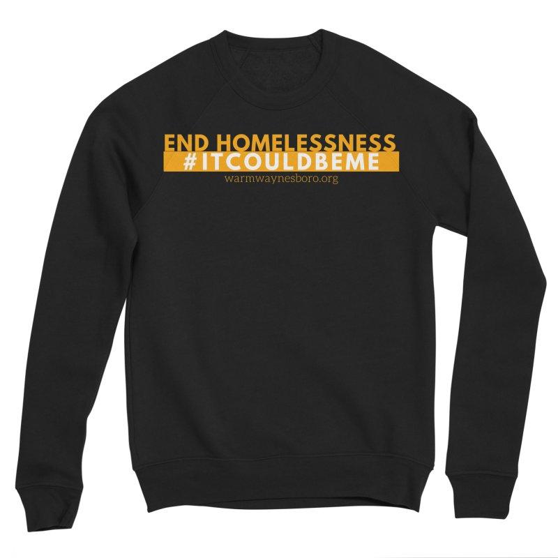 IT COULD BE ME Men's Sponge Fleece Sweatshirt by warmwaynesboro's Artist Shop