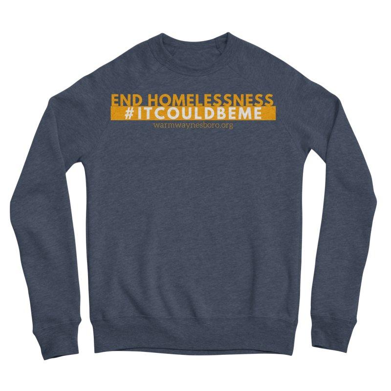 IT COULD BE ME Women's Sponge Fleece Sweatshirt by warmwaynesboro's Artist Shop