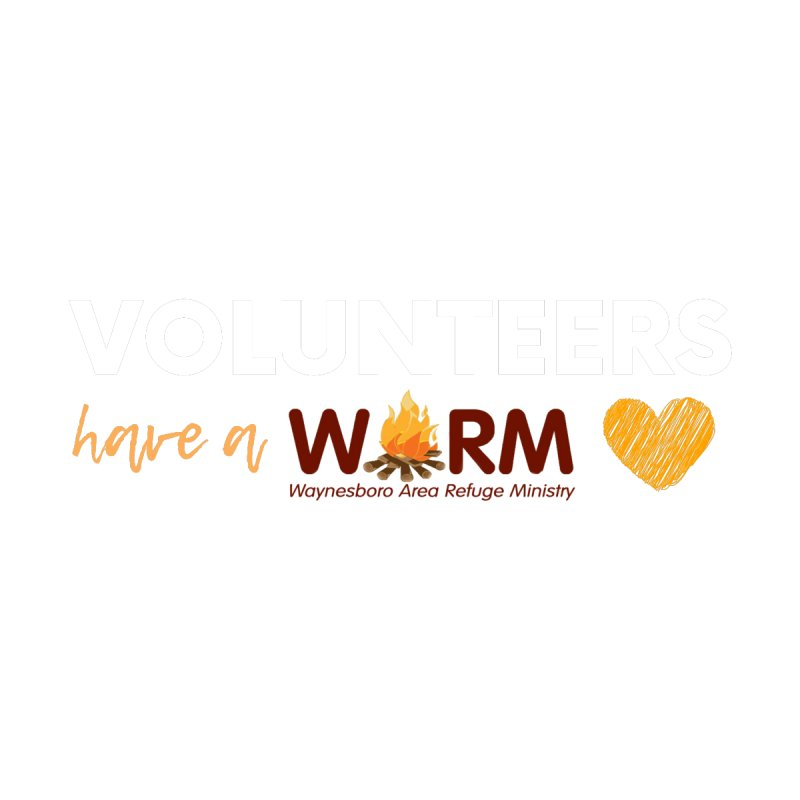 VOLUNTEER: WARM HEART by warmwaynesboro's Artist Shop