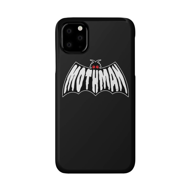 Mothman Accessories Phone Case by Wasabi Snake