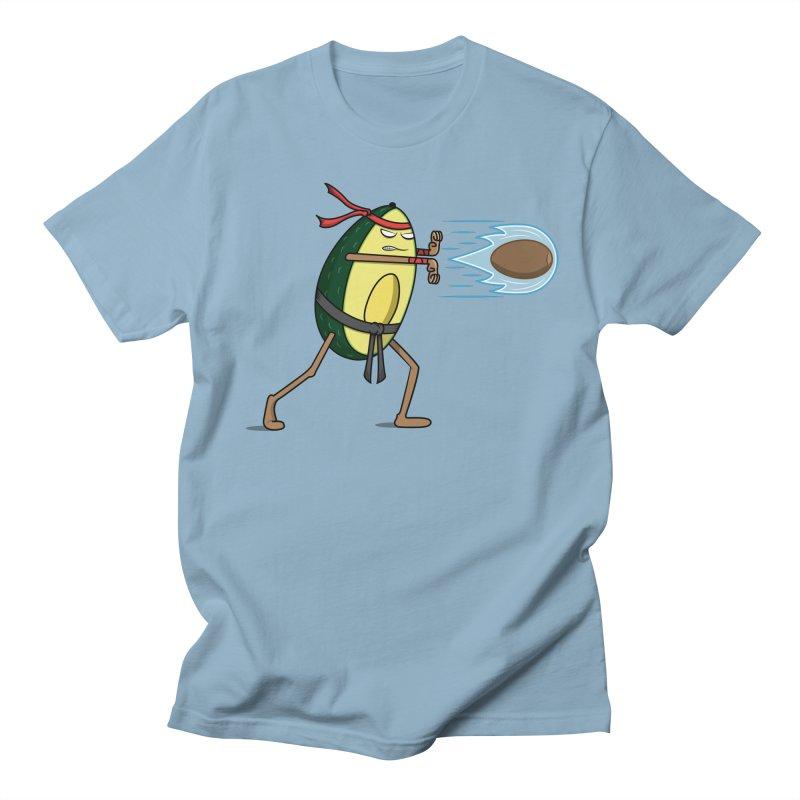 Avocadoken Women's Regular Unisex T-Shirt by Wasabi Snake