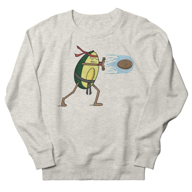 Avocadoken Women's Sweatshirt by Pete Styles' Artist Shop