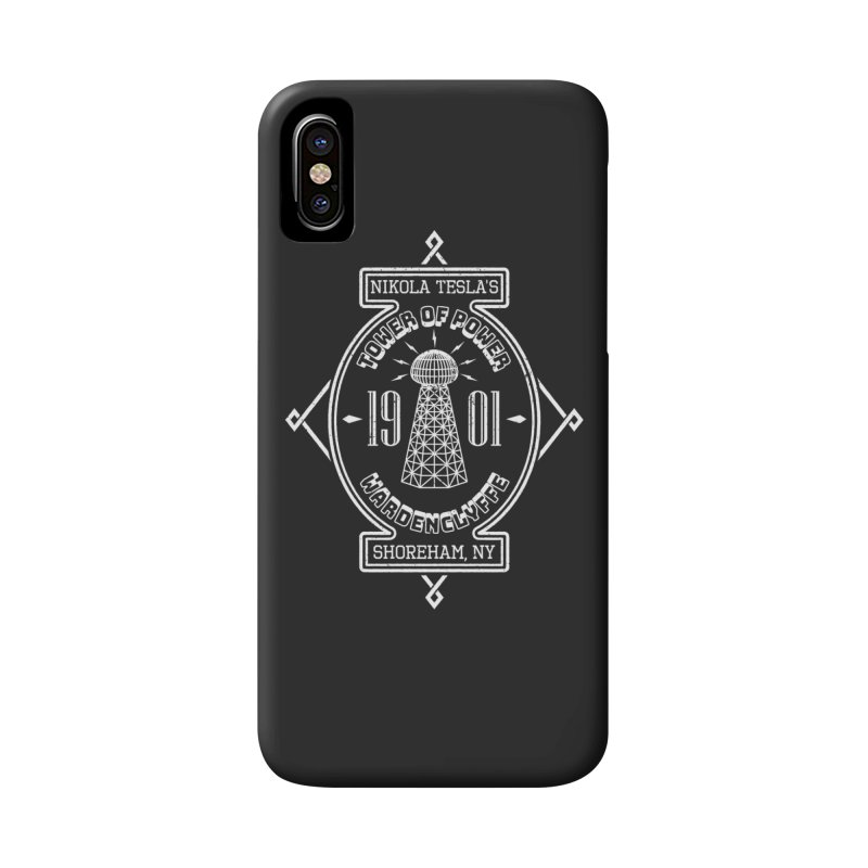Tower Of Power Accessories Phone Case by Wasabi Snake