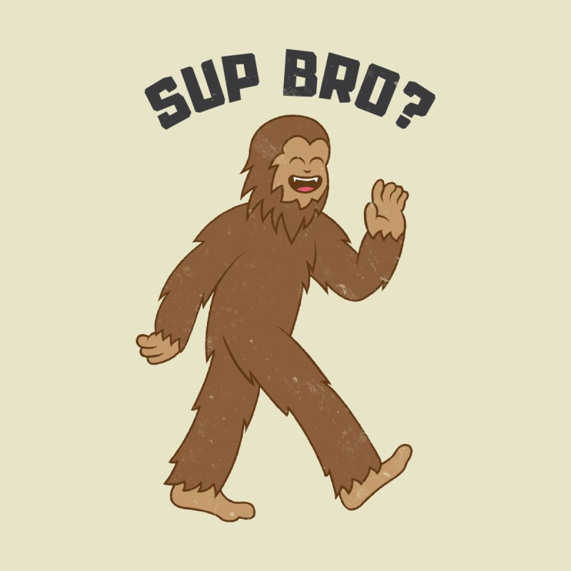 Sup Bigfoot by Wasabi Snake