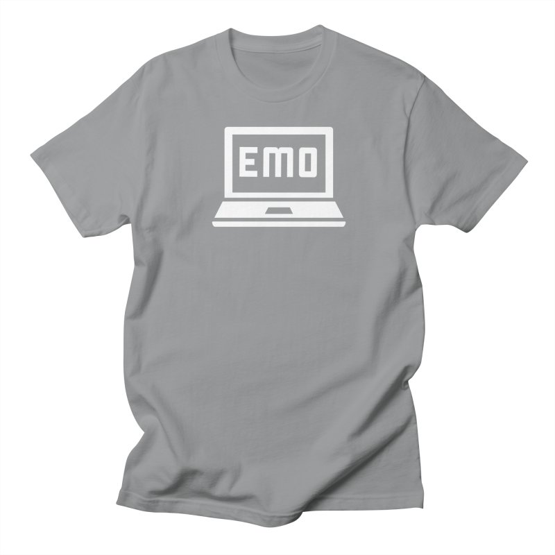 Stop All The Downloading Men's T-Shirt by Washed Up Emo