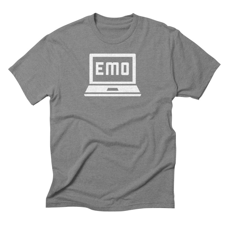 Stop All The Downloading Men's Triblend T-Shirt by Washed Up Emo
