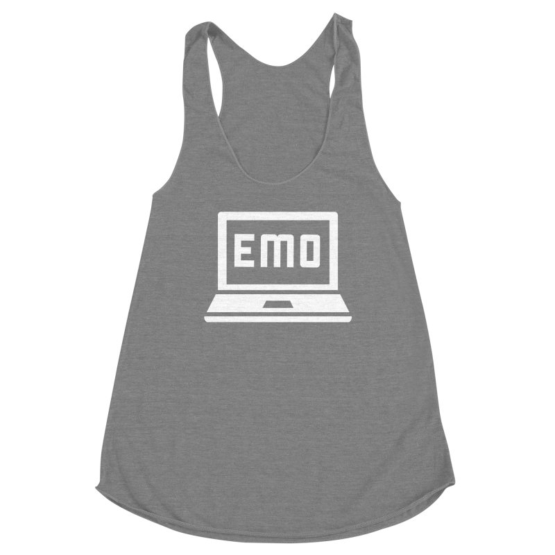 Stop All The Downloading Women's Tank by Washed Up Emo
