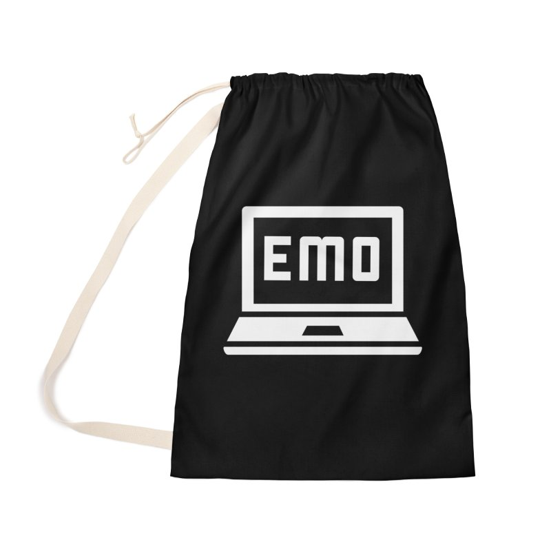 Stop All The Downloading Accessories Bag by Washed Up Emo