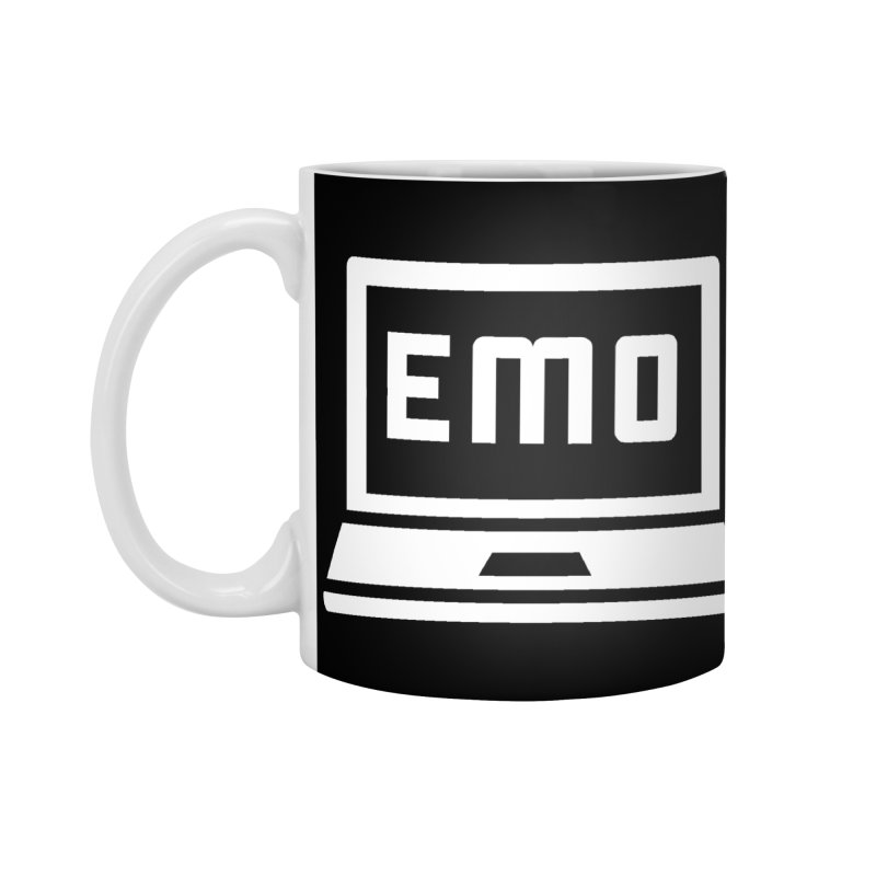 Stop All The Downloading Accessories Mug by Washed Up Emo