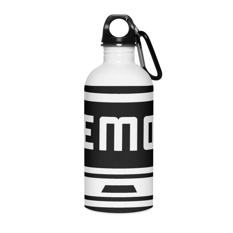 Stop All The Downloading Accessories Water Bottle by Washed Up Emo