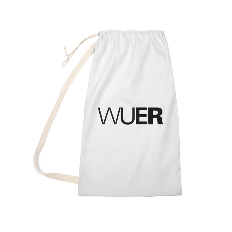 WUER (Washed Up Emo Radio) Accessories Bag by Washed Up Emo