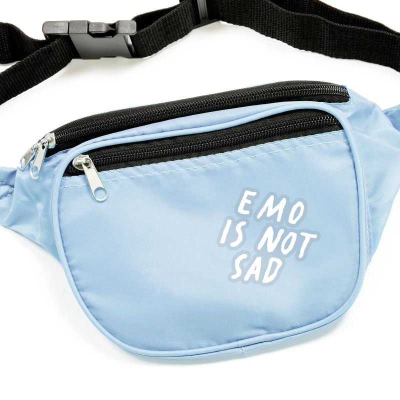 Emo is Not Sad  Accessories Sticker by Washed Up Emo
