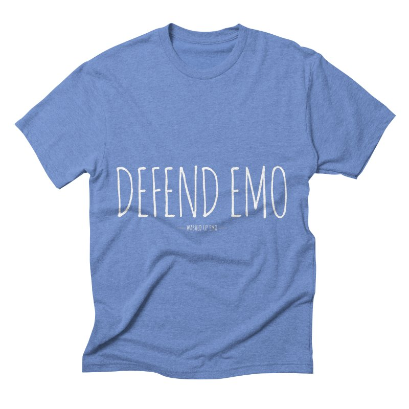 Defend Emo by Washed Up Emo
