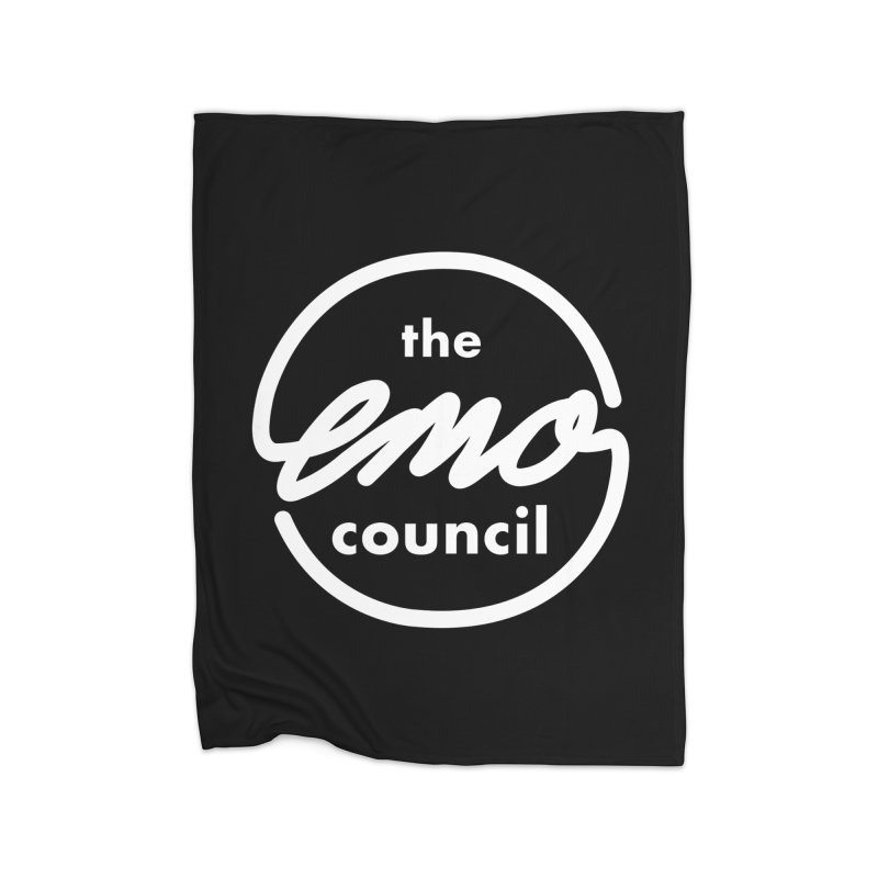 Emo Council  Home Blanket by Washed Up Emo