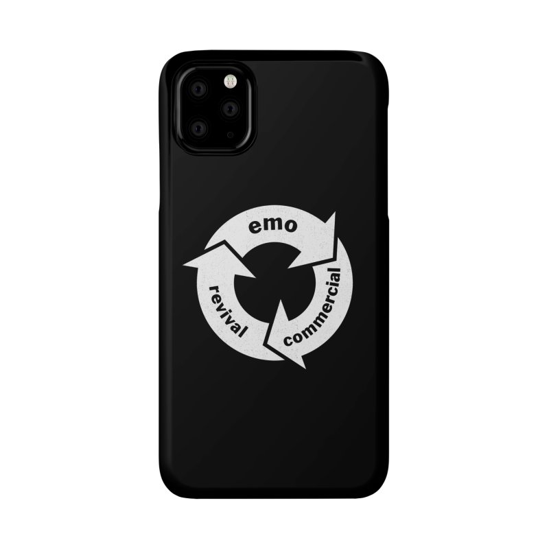 Emo Cycle  Accessories Phone Case by Washed Up Emo