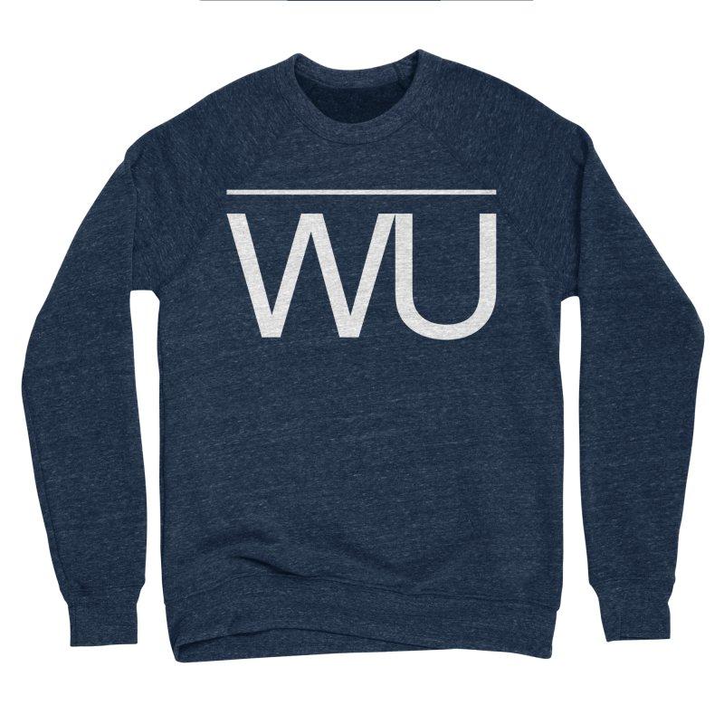 Washed Up - Letters Men's Sponge Fleece Sweatshirt by Washed Up Emo