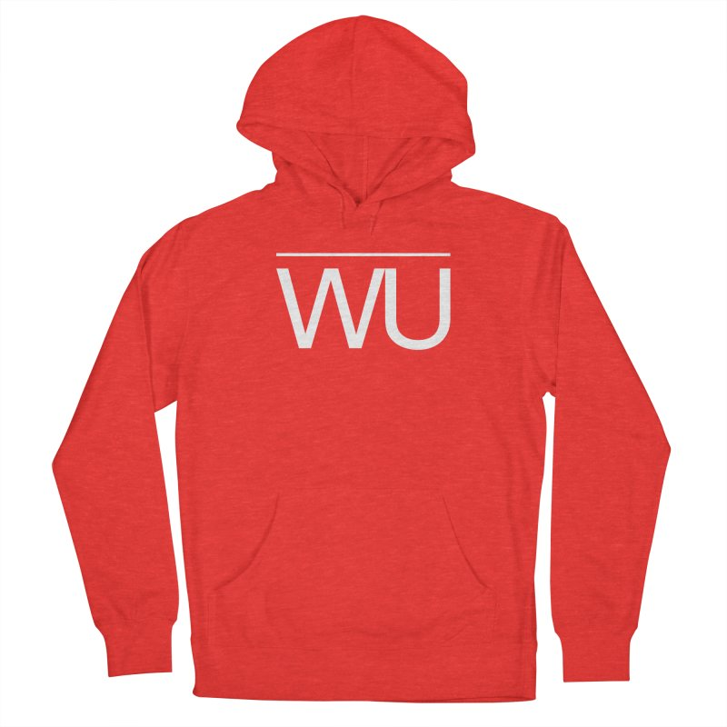 Washed Up - Letters Men's Pullover Hoody by Washed Up Emo