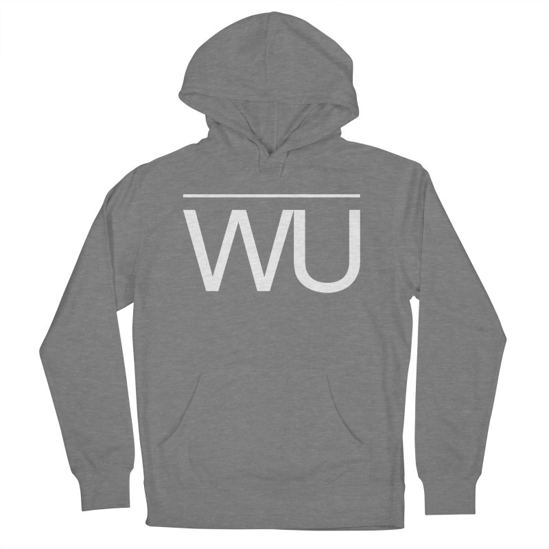 Washed Up - Letters Men's French Terry Pullover Hoody by Washed Up Emo