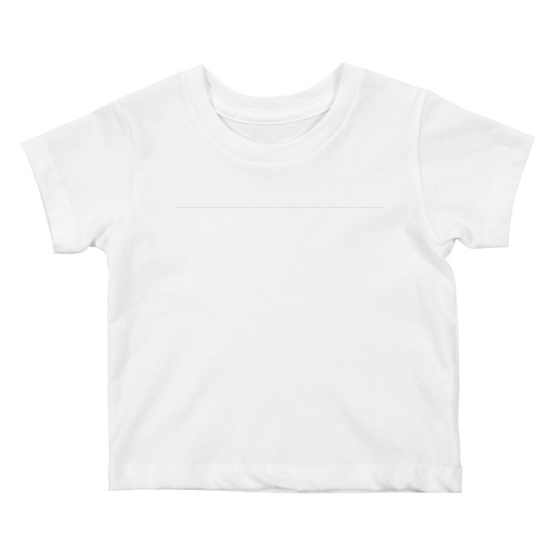 Washed Up - Letters Kids Baby T-Shirt by Washed Up Emo