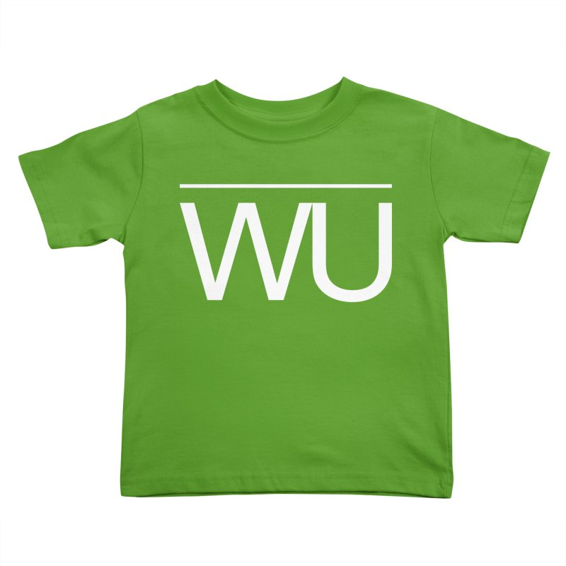 Washed Up - Letters Kids Toddler T-Shirt by Washed Up Emo