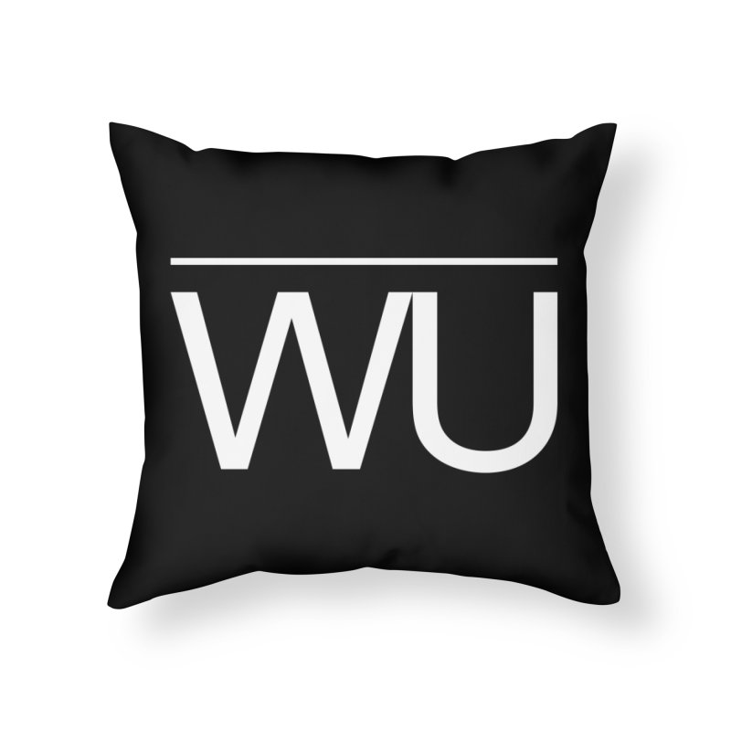 Washed Up - Letters Home Throw Pillow by Washed Up Emo