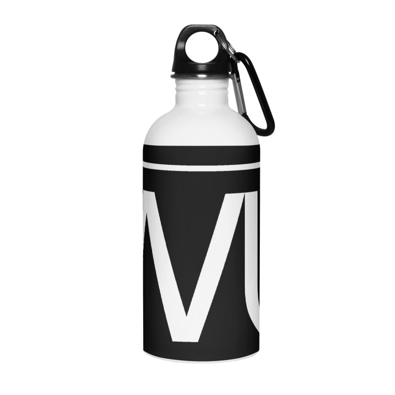 Washed Up - Letters Accessories Water Bottle by Washed Up Emo