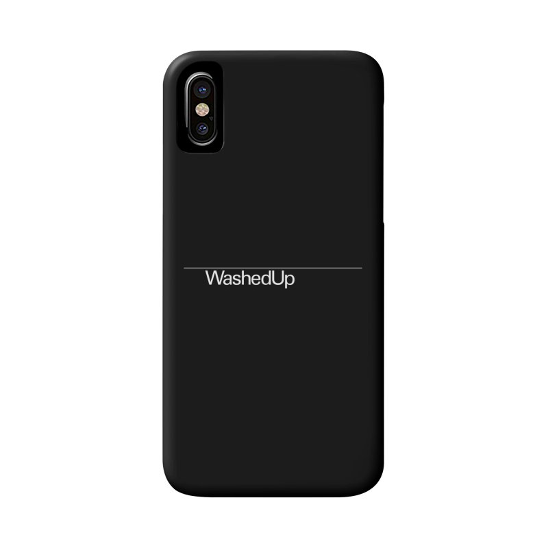 Washed Up - Words Accessories Phone Case by Washed Up Emo