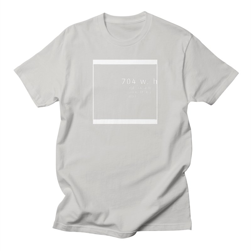 American Football House - Apparel Men's T-Shirt by Washed Up Emo