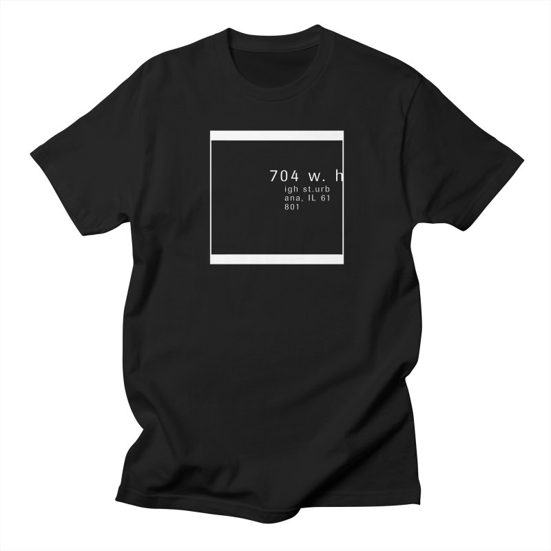 American Football House - Apparel Men's Regular T-Shirt by Washed Up Emo