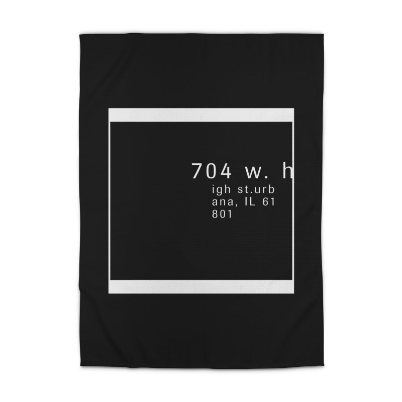 American Football House - Apparel Home Rug by Washed Up Emo
