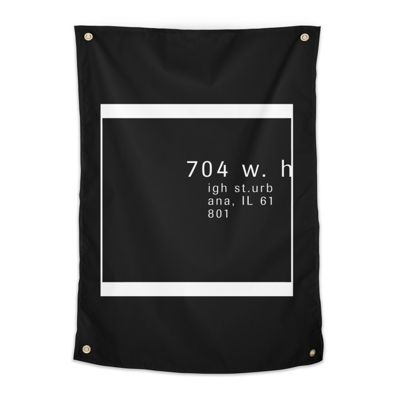 American Football House - Apparel Home Tapestry by Washed Up Emo