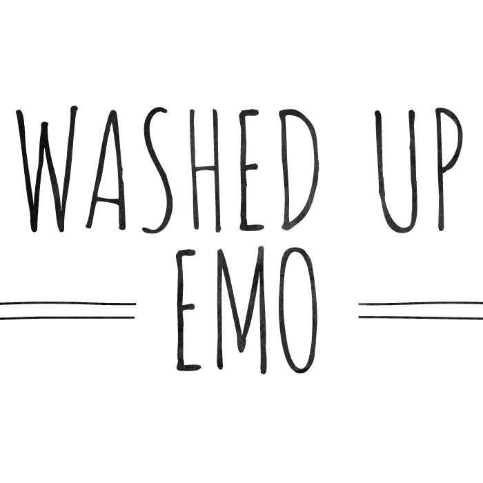 Logo for Washed Up Emo