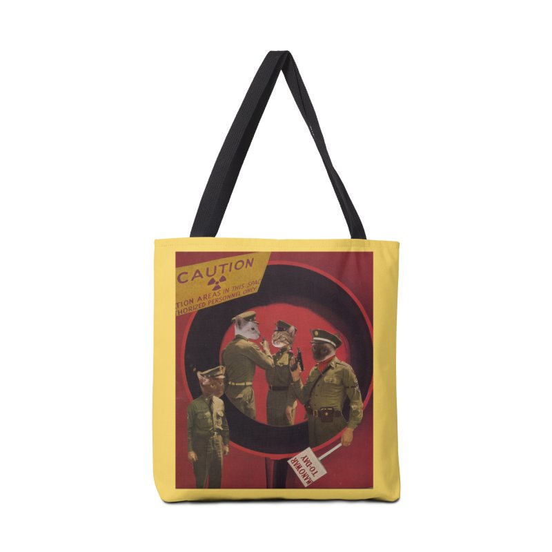 Radioactive Cats Accessories Bag by Was Now Creations