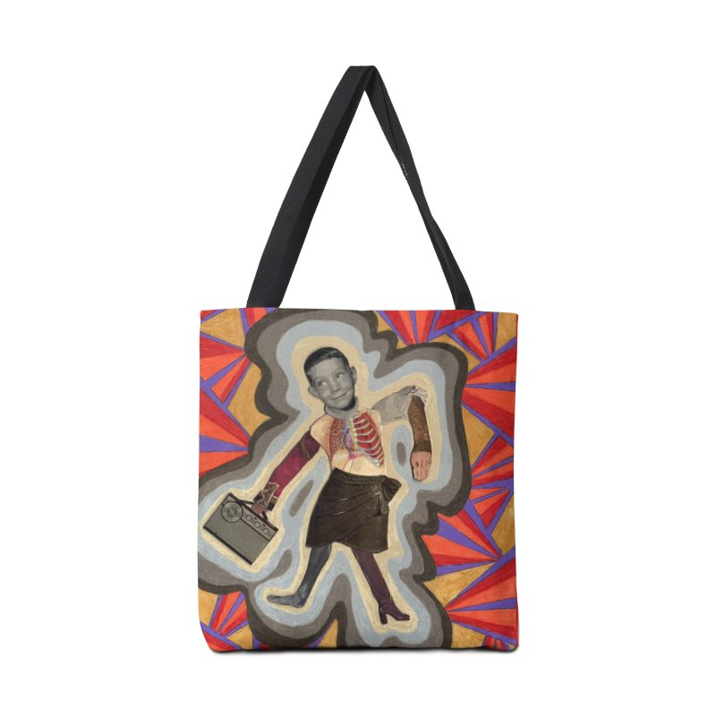 Radio Boy Accessories Bag by Was Now Creations