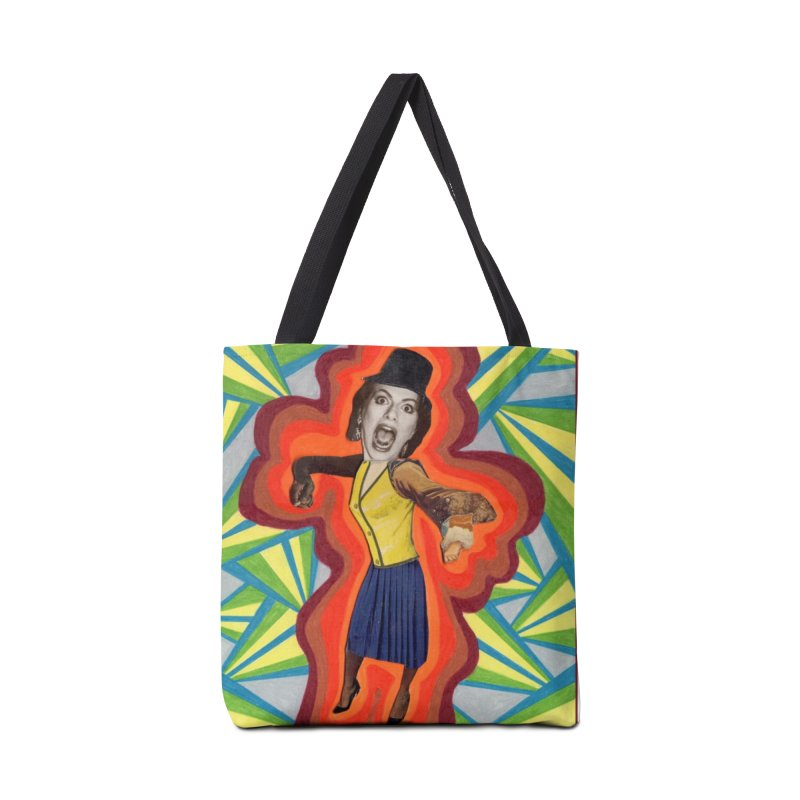 Woo hoo woman Accessories Bag by Was Now Creations