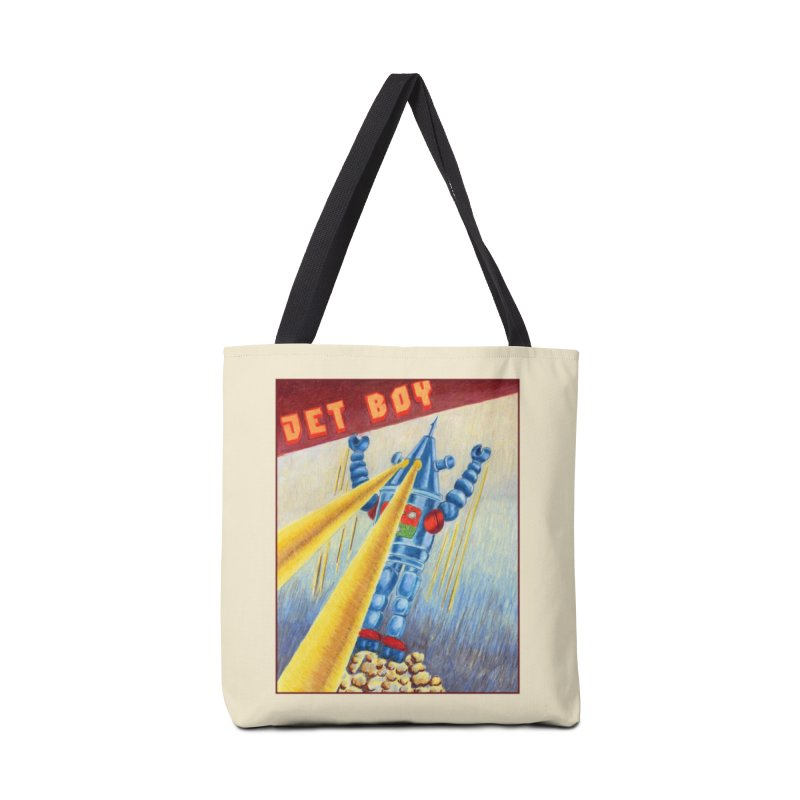 Jet Boy Accessories Bag by Was Now Creations