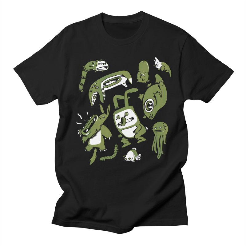 Darwinian Men's T-Shirt by wasp's Artist Shop