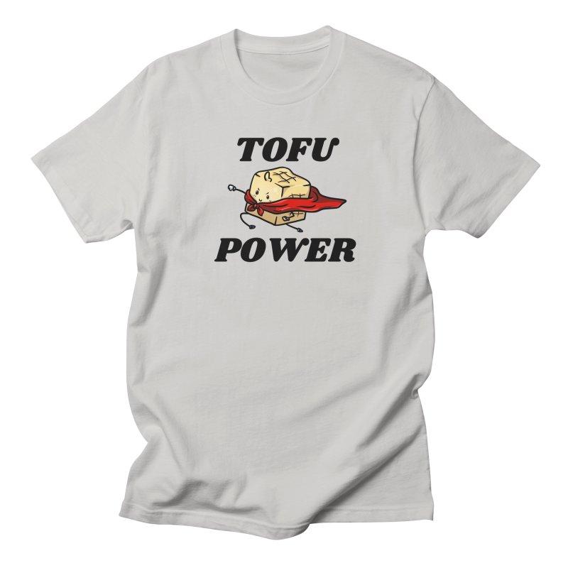 Tofu Power Men's T-Shirt by Watch Learn Eat Shop
