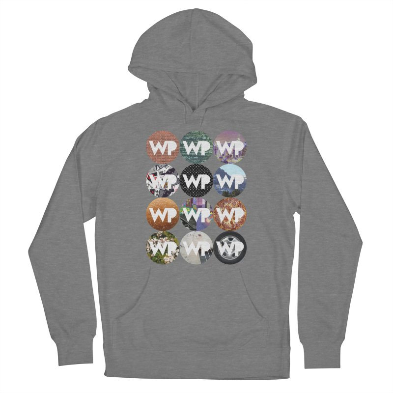 WP Dots 1 Women's Pullover Hoody by WatchPony Clothing Collection