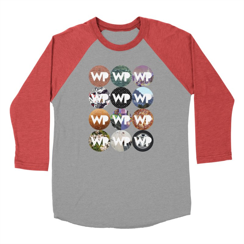WP Dots 1 Women's Longsleeve T-Shirt by WatchPony Clothing Collection