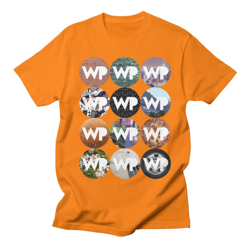 WP Dots 1 Women's Regular Unisex T-Shirt by WatchPony Clothing Collection